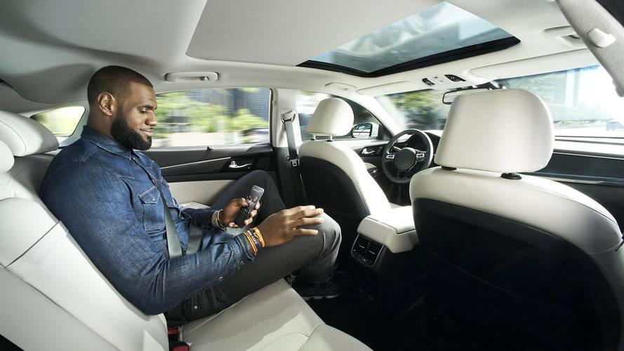 8a0e960c565 Autonomous Vehicles Intel Taps Lebron James To Promote Trust In Autonomous  Cars