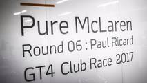 Pure McLaren GT4 Club Race