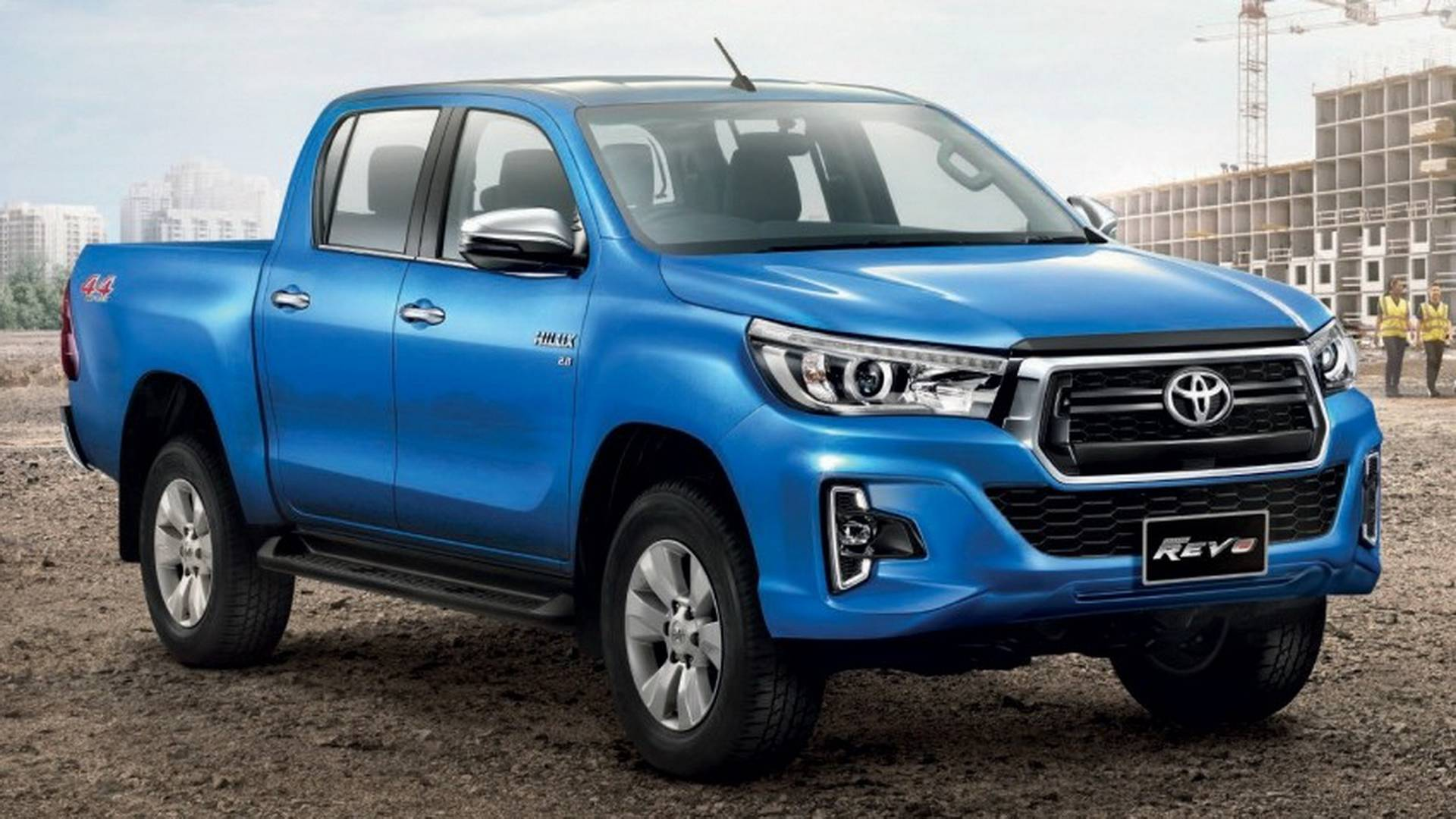 Toyota Hilux 2020 Model, Concept, Facelift, Interior >> 2018 Toyota Hilux Getting Luxurious Version