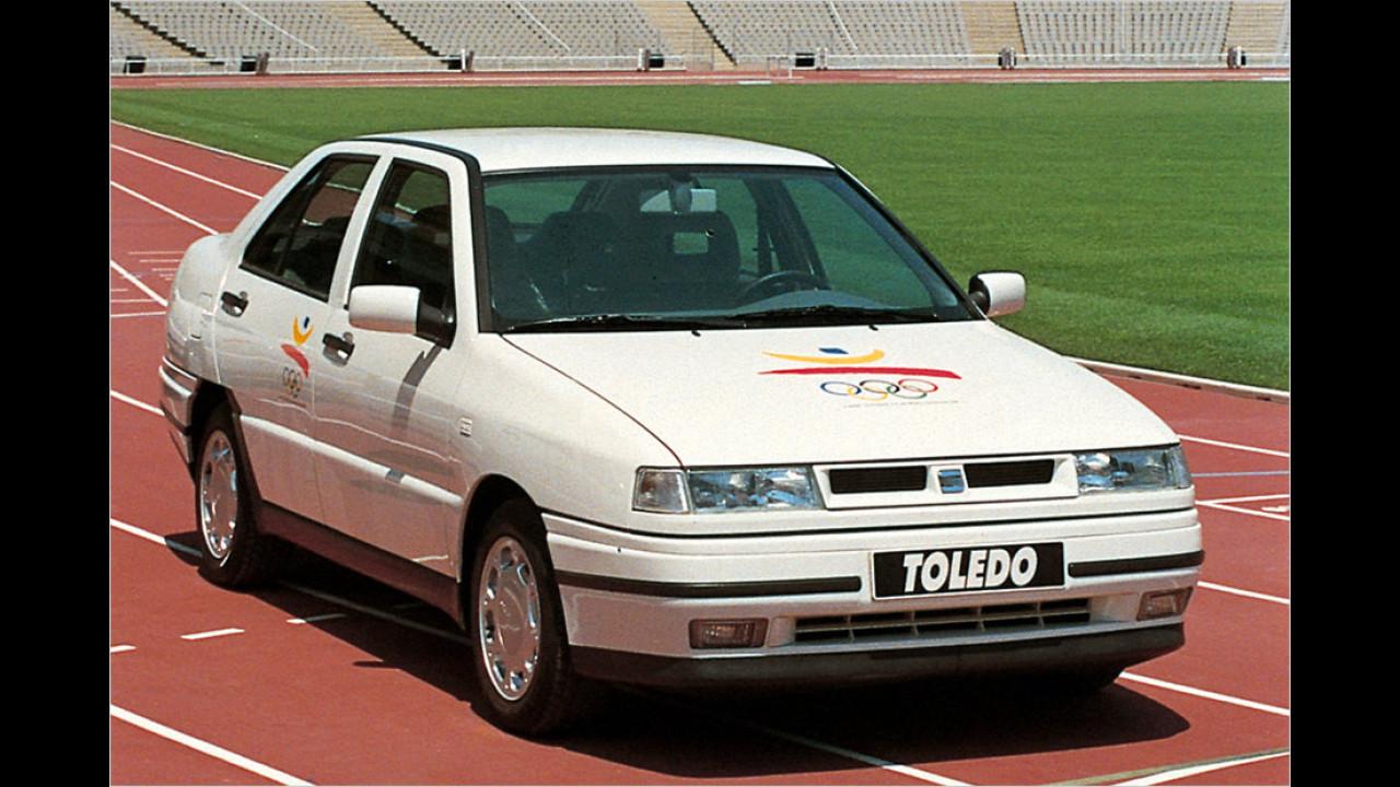 Seat Toledo (1991 bis 1999)