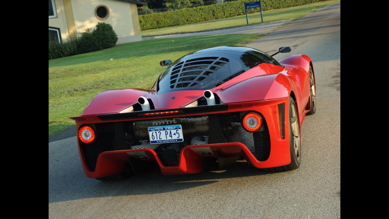 Ferrari P4-5