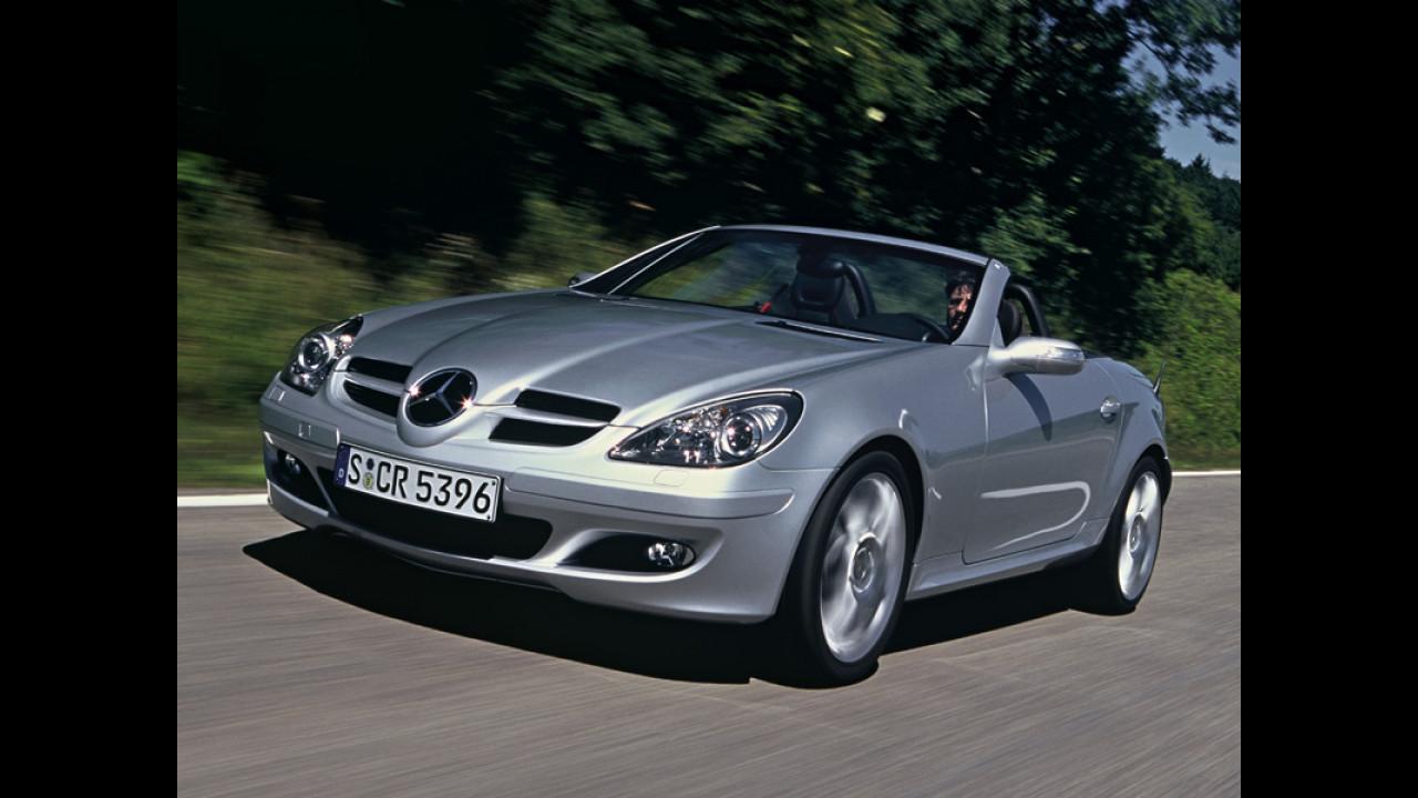 Mercedes SLK Sport Pack