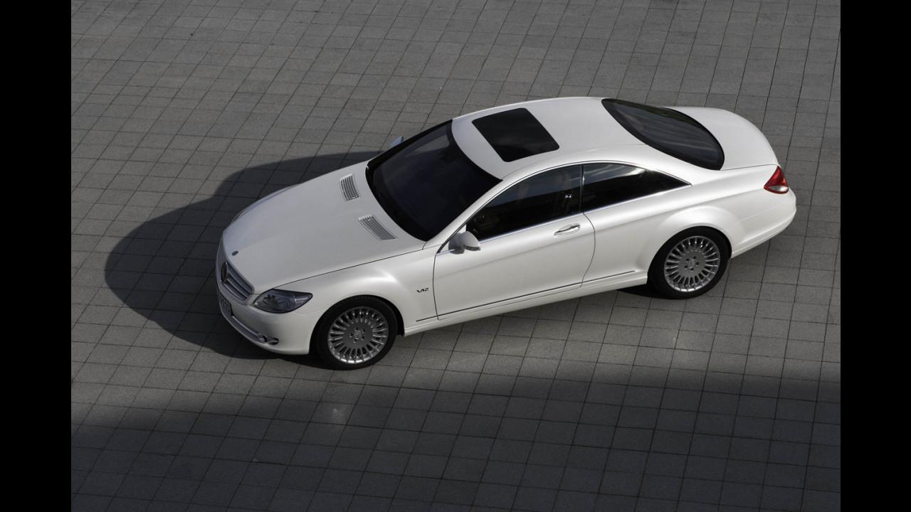 Nuova Mercedes CL