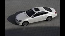Nuova Mercedes Classe CL