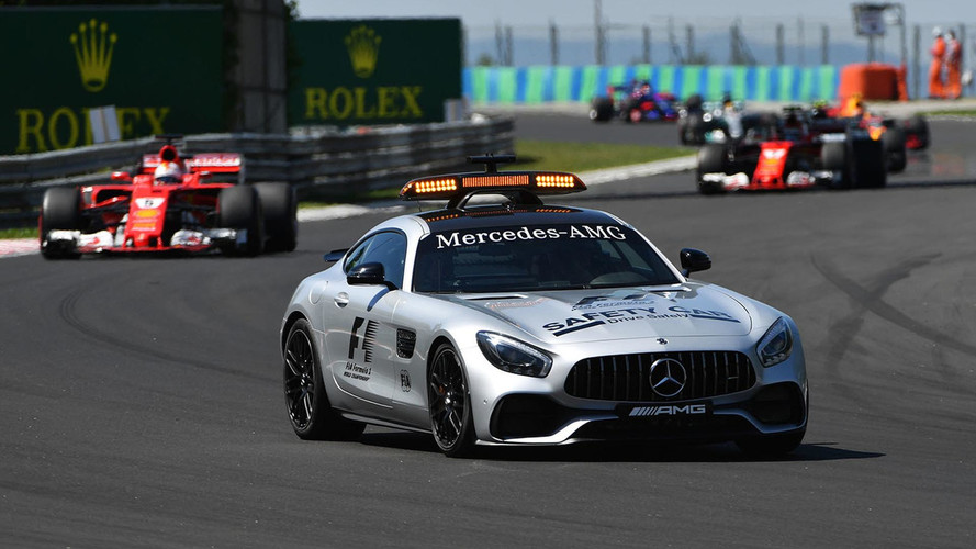 F1's Safety Car Could Become Driverless In The Future