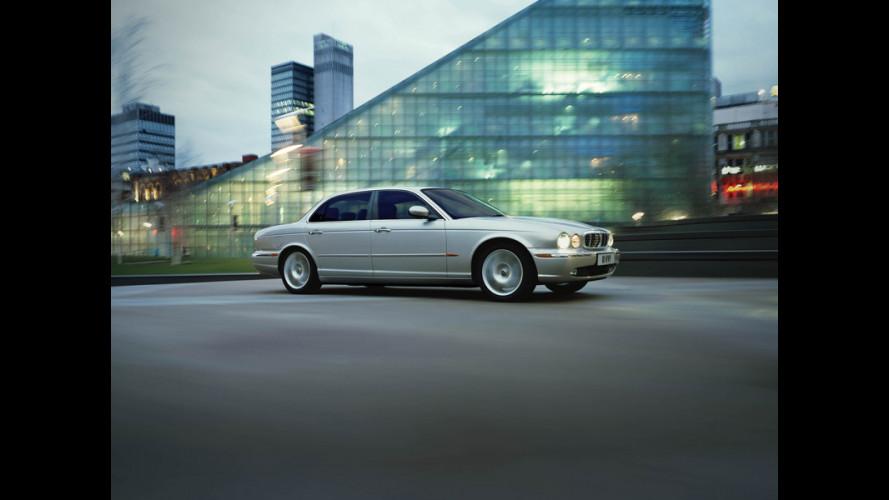 Jaguar XJ per le flotte aziendali del Qatar