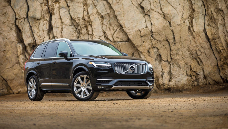 Next-Gen Volvo XC90 Will Be Built In New U.S. Factory