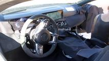 2018 Mercedes-AMG GT Sedan spy photo