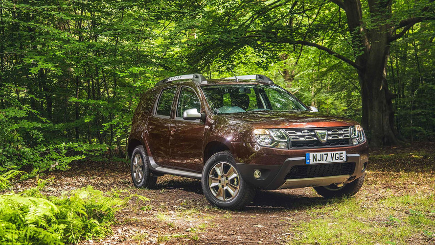 2017 Dacia Duster Review: Bit Rough, Lots Cheap