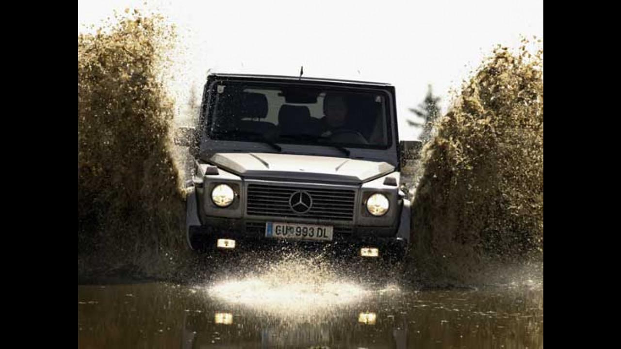 Mercedes-Benz Classe-G