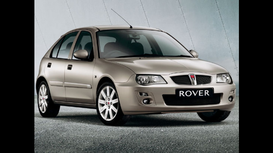 Rover 25 my2004
