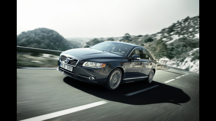 Volvo V70 e S80: CO2 inferiore a 120 g/km