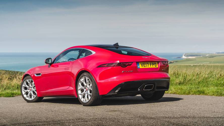 Jaguar F Type 2.0 Litre