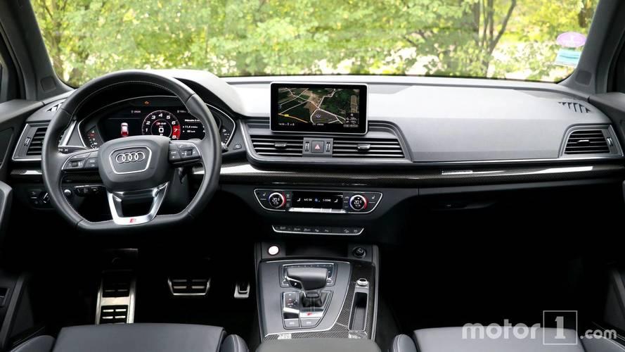 Essai Audi SQ5 2017