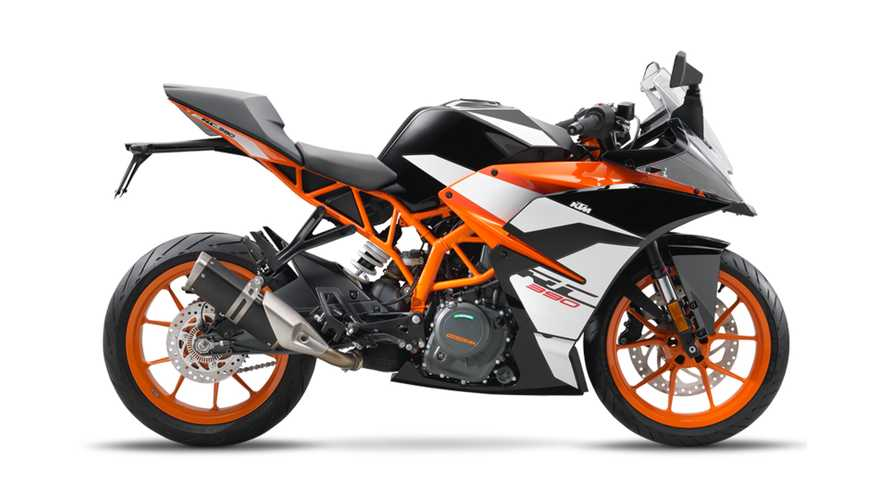 Aprilia Going After The KTM RC 390 With Rumored Small Bike