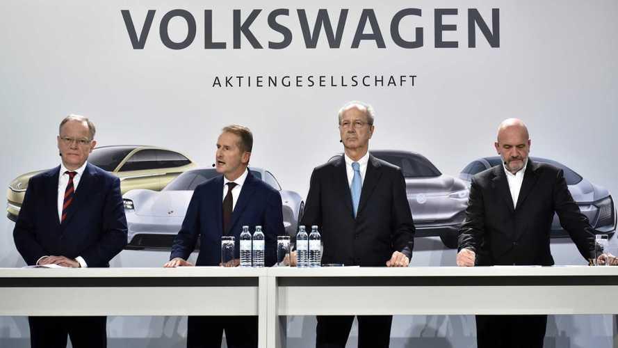 """Volkswagen, una """"finanziaria"""" per la mobilità elettrica"""