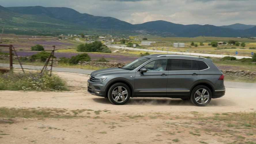 В России появится семиместный и удлиненный VW Tiguan