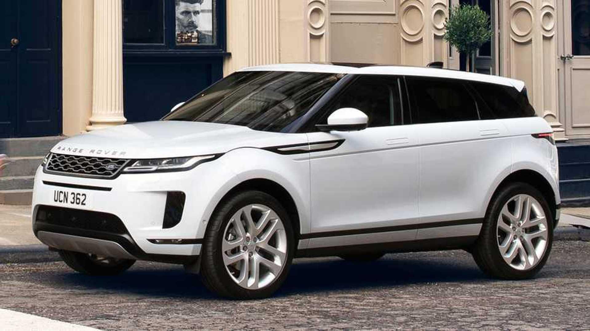 Range Rover Evoque inicia pré-venda de versão flex por R$ 281.600