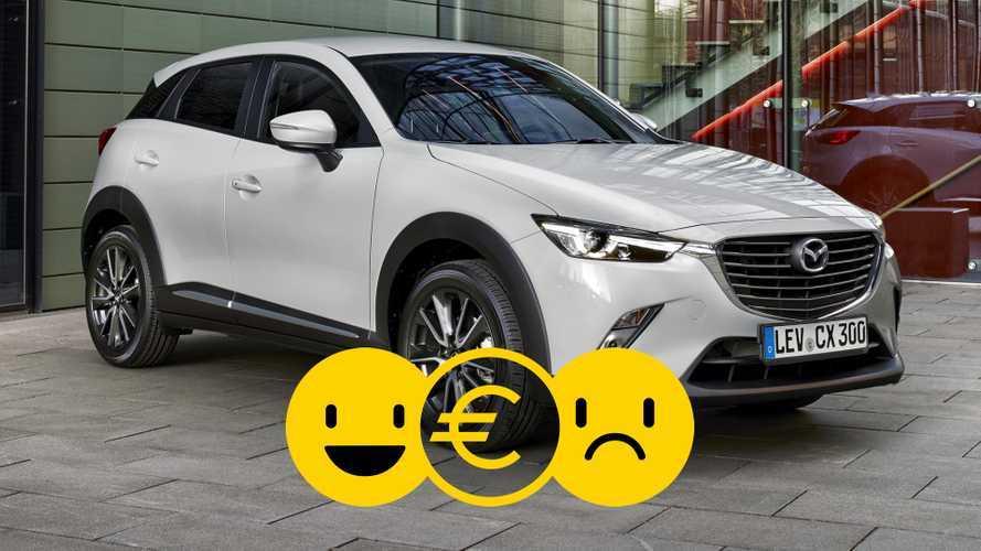 Promozione Mazda CX-3, perché conviene e perché no