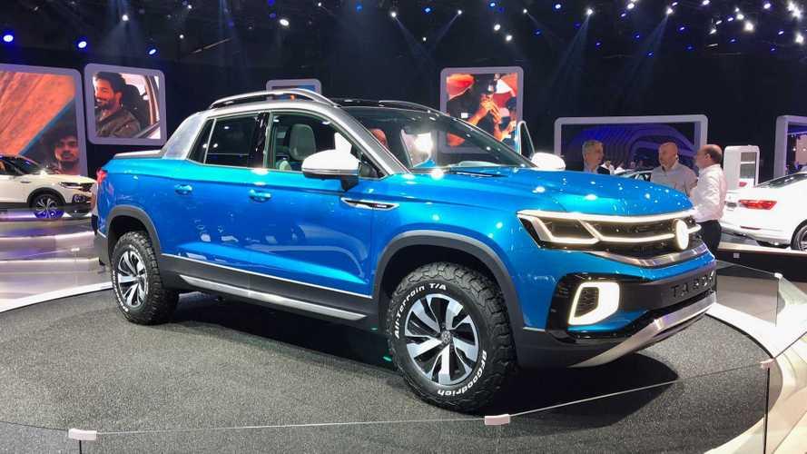 Volkswagen Tarok Concept: adelantando el hermano pequeño del Amarok