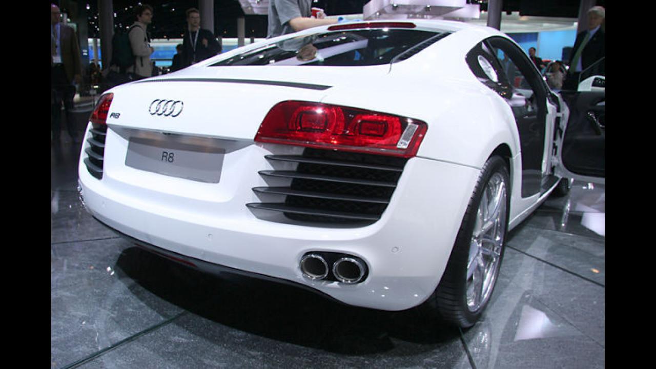 Sie gehören zum Audi R8