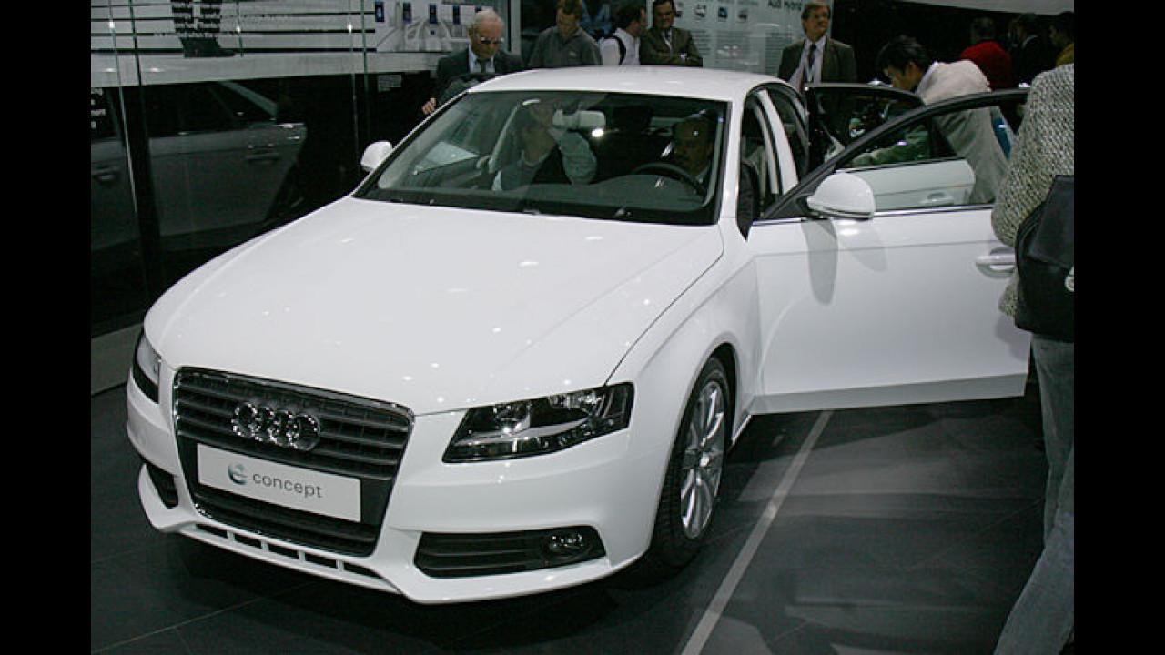 Audi A4 2.0 TDI e Concept