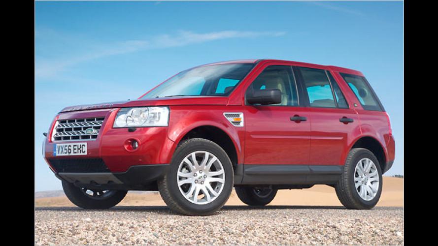 Neuer Land Rover Freelander: Wer früh bucht, spart Geld