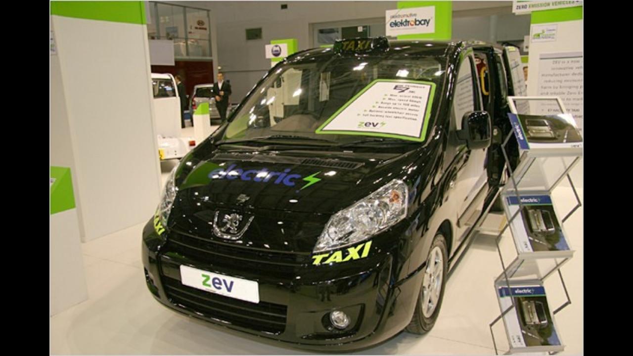 ZEV Peugeot E7 Taxi