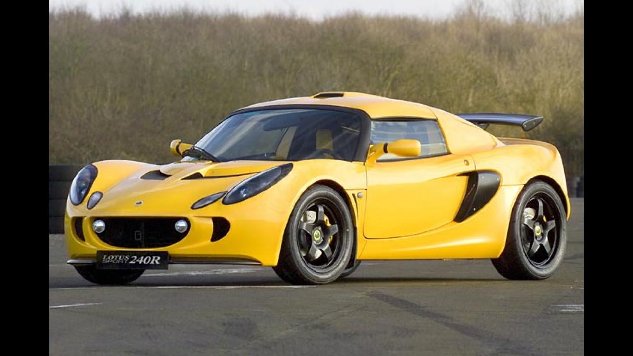 Lotus Exige 240 R: 3,9 sec
