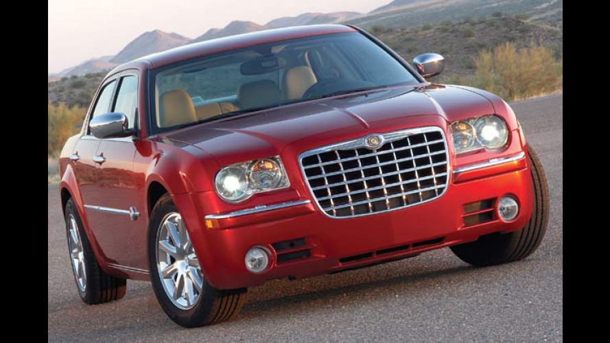 Schweres Erbe: Chrysler 300C Heritage Edition in L. A.