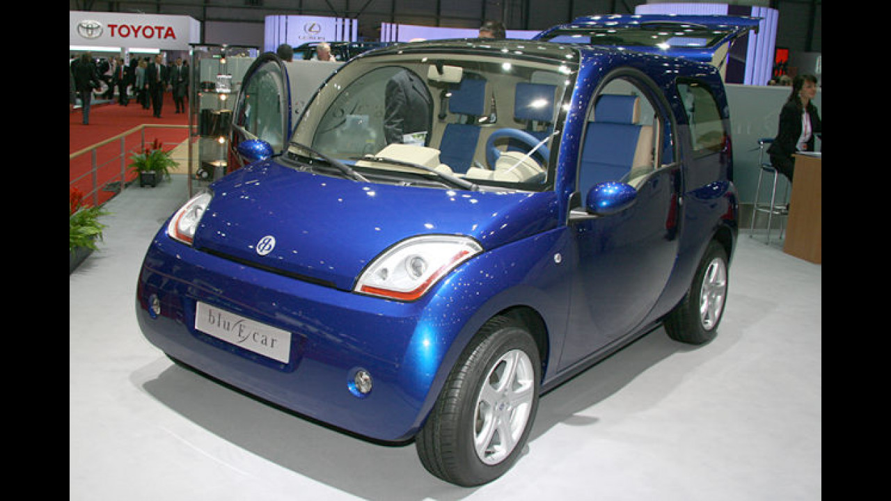 Bolloré Blu-E-Car