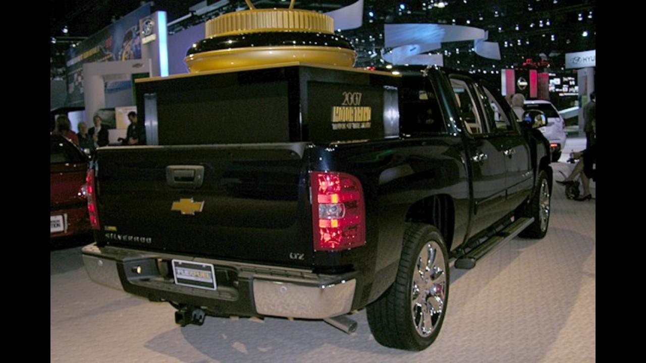 Chevrolet Silverado FlexFuel