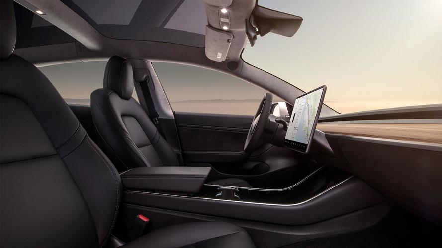 Tesla Strips Alcantara Headliner Out Of Model 3, Customers Furious
