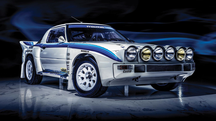Rare Mazda RX-7 Group B Rally Car Fails To Sell At Auction