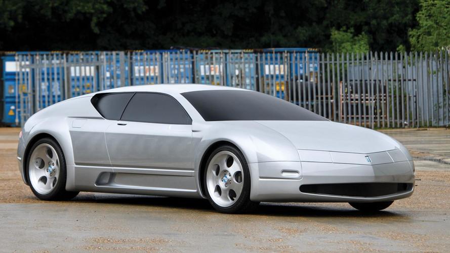 1999 De Tomaso Nuova Pantera: забытые концепт-кары