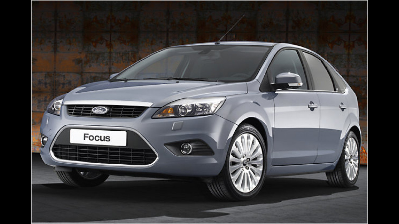 Ford Focus 1.6 TDCi 66 kW