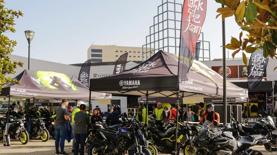 Yamaha MT Tour España 2017