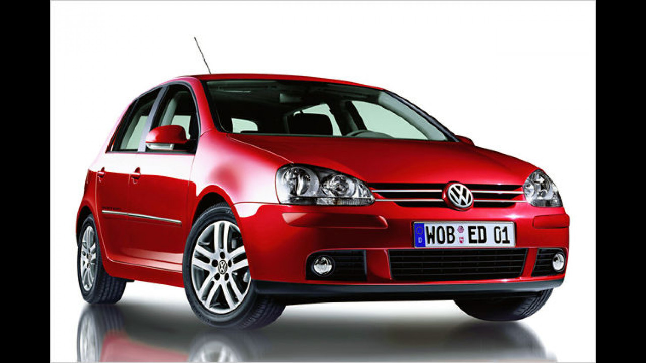 VW Golf/Golf Plus Edition