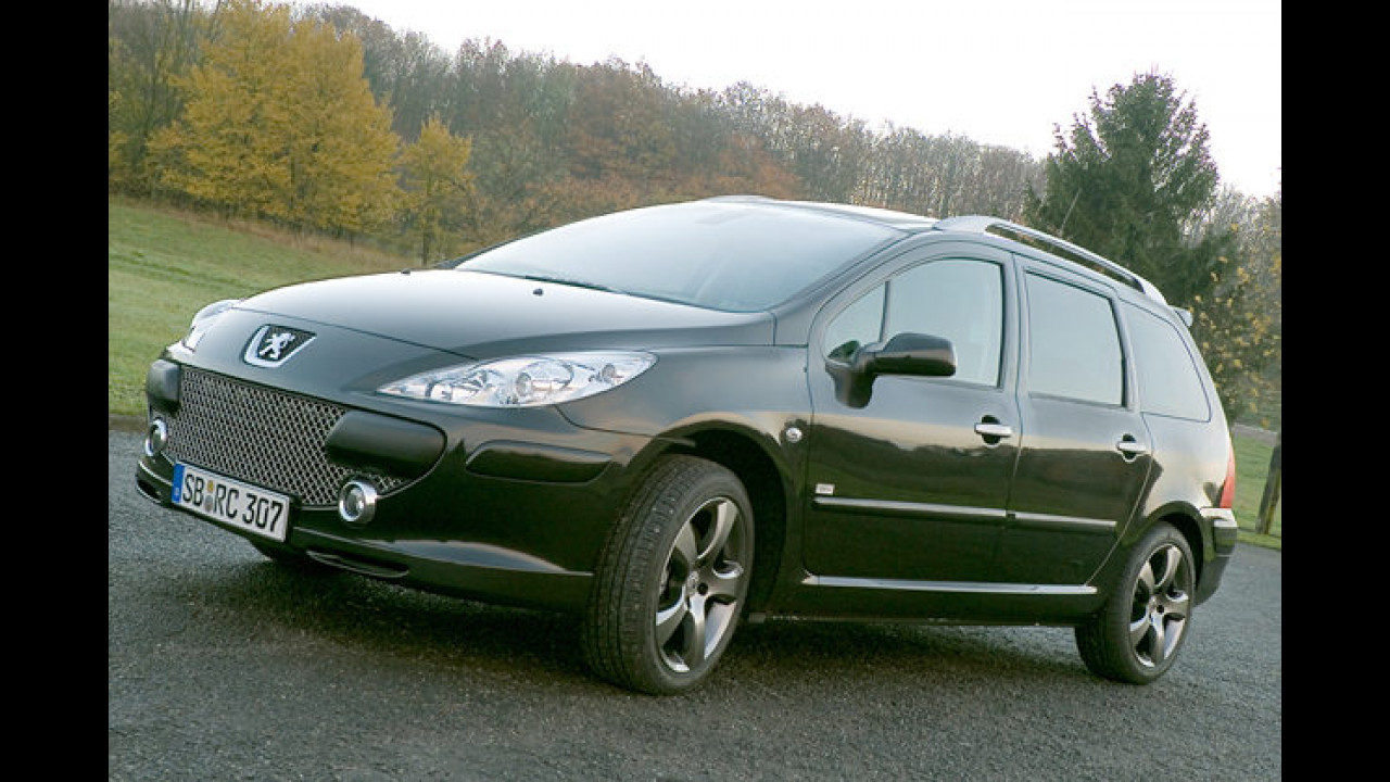 Peugeot 307 SW RC