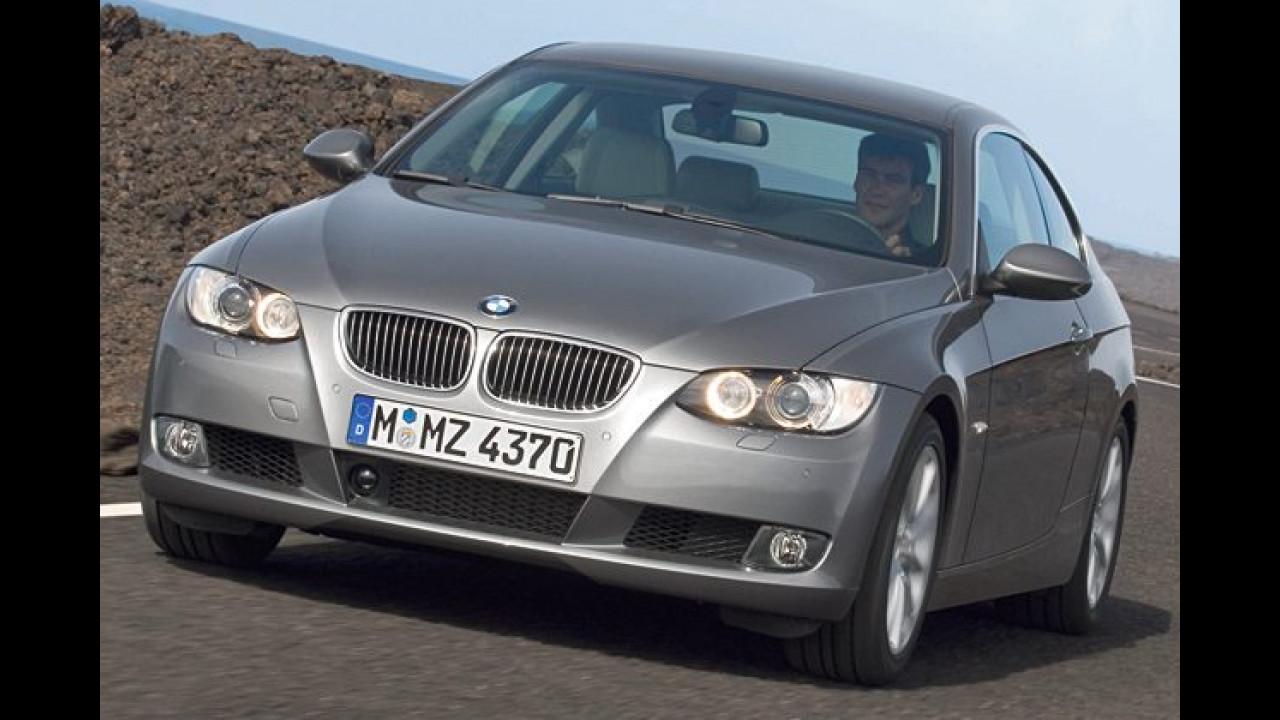 BMW mit Bärenkräften
