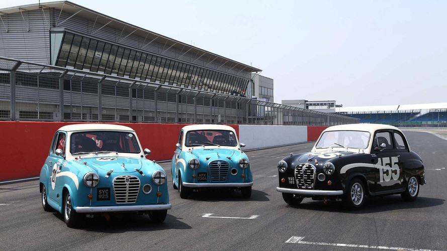 Silverstone Classic Take That Howard Donald