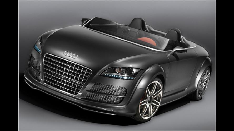 Audi TT clubsport quattro: Zwei Tee mit wenig rum