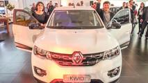 Renault Kwid Número 1 - Entrega