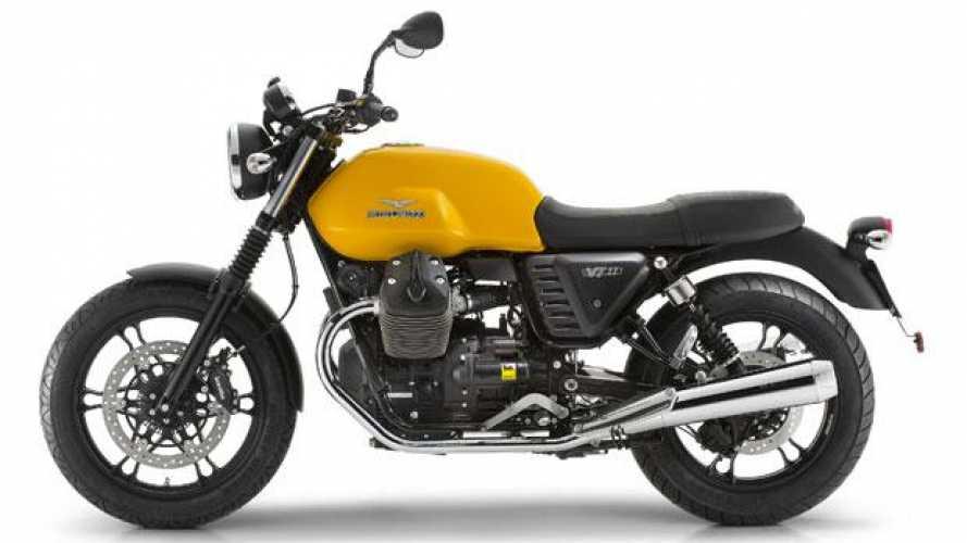 Nuova Moto Guzzi V7 II