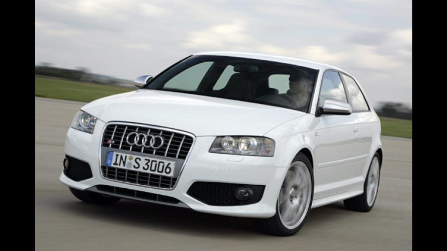 Die stärksten Audis: Alle S- und RS-Modelle im Überblick