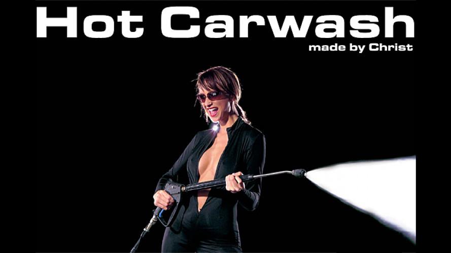 Christ geht an die Wäsche: Hot Carwash Kalender 2005