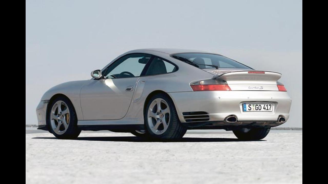 Neuer 911 Turbo S