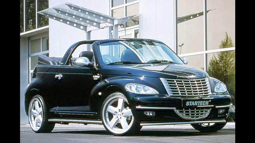 Startech: Veredelung vom Chrysler PT Cruiser Cabrio