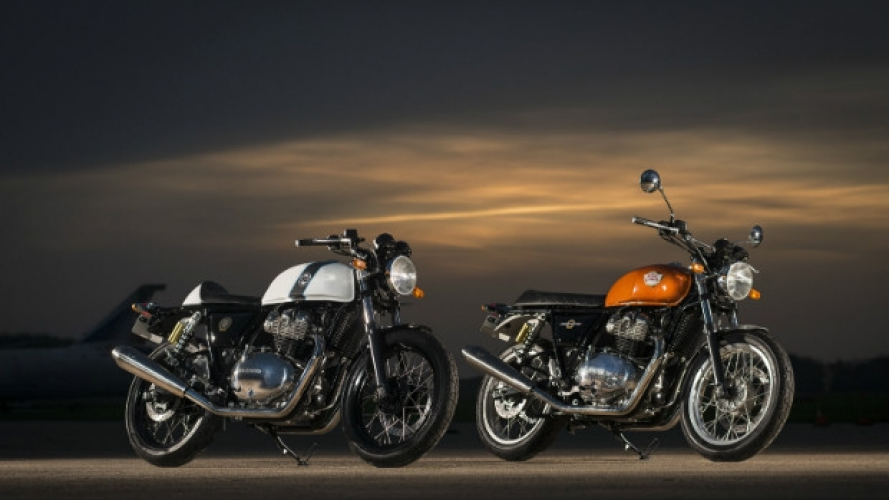 Royal Enfield, un video mostra le 650 cc a Chennai