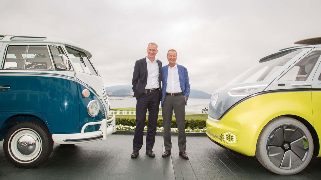Sorozatba megy a VW I.D. Buzz tanulmány